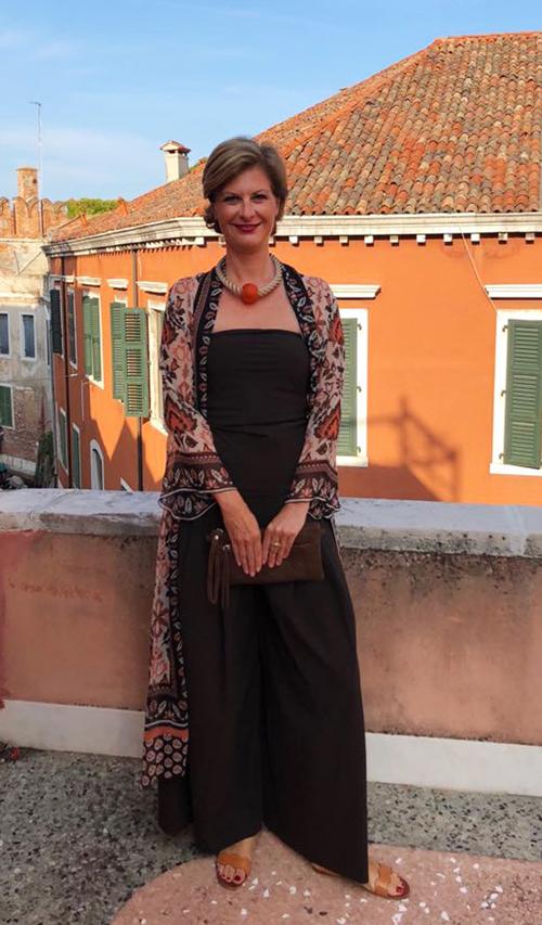 Silvia Fregolent Deputata PD